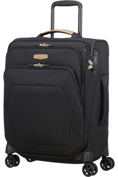 Samsonite Kabinový cestovní kufr Spark SNG ECO S 40 cm 43 l – černá