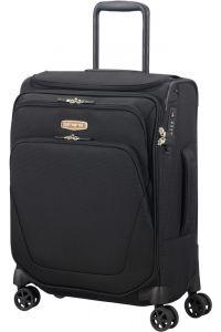 Samsonite Kabinový cestovní kufr Spark SNG ECO S Toppocket 43 l – černá