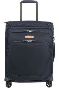 Samsonite Kabinový cestovní kufr Spark SNG ECO S Toppocket 43 l – modrá