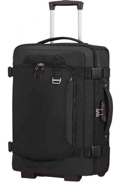 Samsonite Cestovní taška/batoh na kolečkách Midtown 43 l – černá