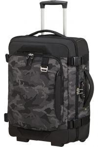 Samsonite Cestovní taška/batoh na kolečkách Midtown 43 l – tmavě šedá