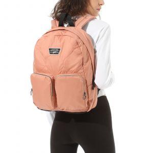 Wm long haul backpack Růžová