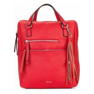 Dámská batůžko-kabelka Tamaris Adole – červená
