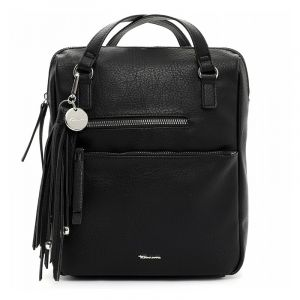 Dámská batůžko-kabelka Tamaris Adole – černá