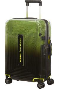 Samsonite Kabinový cestovní kufr Neopulse x Diesel S 38 l – černá