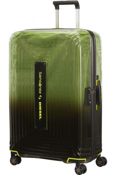 Samsonite Skořepinový cestovní kufr Neopulse x Diesel L 94 l – černá