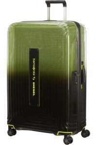 Samsonite Skořepinový cestovní kufr Neopulse x Diesel XL 124 l – černá