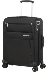 Samsonite Kabinový cestovní kufr Duopack EXP 2 Frame 42/49 l – černá