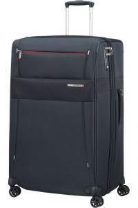 Samsonite Látkový cestovní kufr Duopack EXP 2 Frame 120/136 l – tmavě modrá