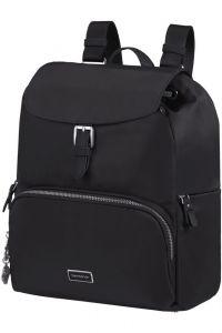 Samsonite Dámský batoh Karissa 2.0 3 Pocket 1 Buckle – černá