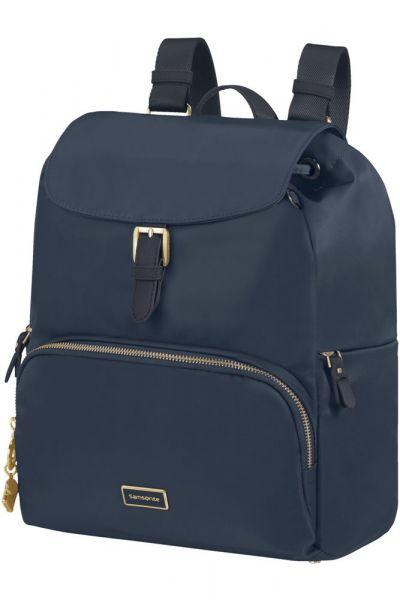 Samsonite Dámský batoh Karissa 2.0 3 Pocket 1 Buckle – modrá