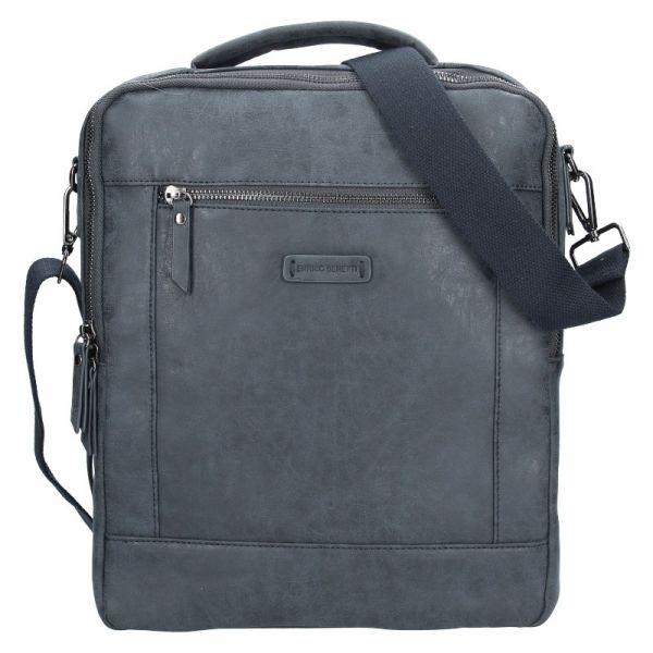Trendy batoh/taška Enrico Benetti Nikk – modrá