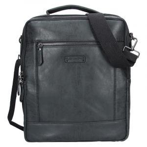 Trendy batoh/taška Enrico Benetti Nikk – černá