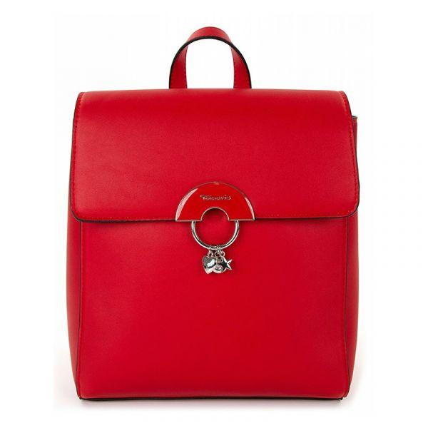 Dámský batoh Tamaris Birgit – červená