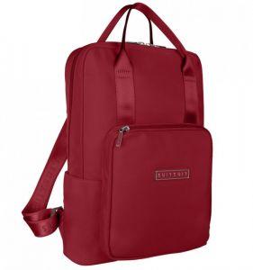 """SUITSUIT Natura městský dámský batoh 16 l NB 13"""" Cherry"""
