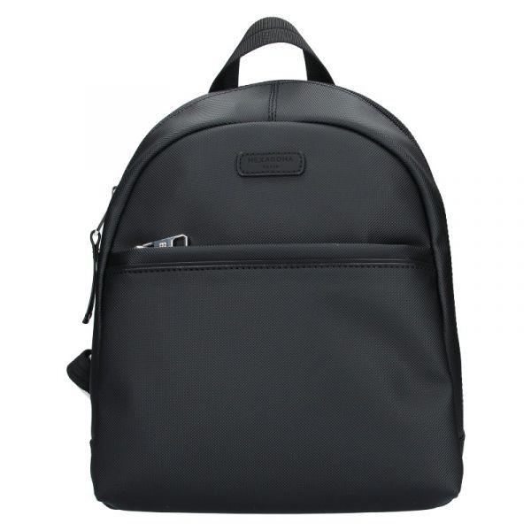Dámský batoh Hexagona Serena – černá