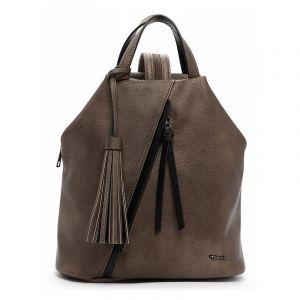 Dámský batoh Tamaris Bortie – bronzová