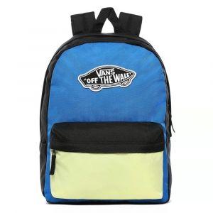 VANS Městský batoh Realm Victoria Blue 27 l