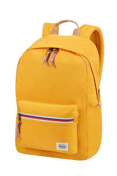 American Tourister Městský batoh Upbeat Zip 19,5 l – žlutá