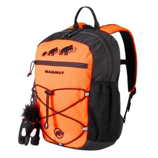 Dětský batoh MAMMUT First Zip 16 Safety Orange-Black