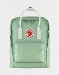 Fjällräven Kanken 600-106 Mint Green-Cool White 16 l