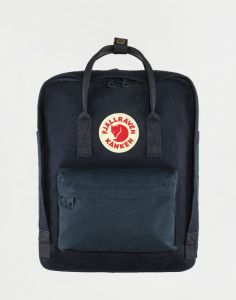 Fjällräven Kanken Re-Wool 575 Night Sky 16 l