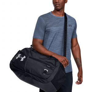 Undeniable Duffel 4.0 MD Black / Black / Silver