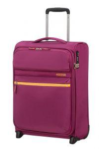 American Tourister Kabinový cestovní kufr Matchup Upright 42,5 l – růžový