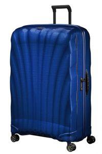 Samsonite Skořepinový cestovní kufr C-lite Spinner 144 l – tmavě modrá
