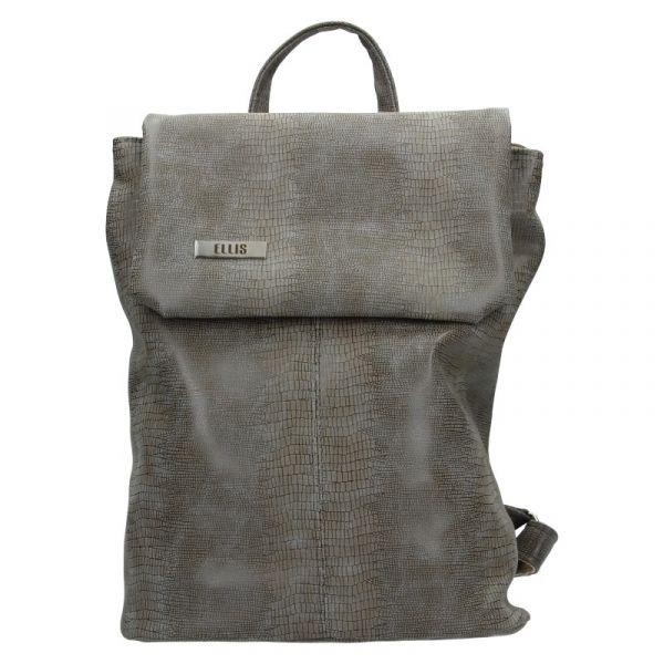 Dámský batoh Ellis Martea – šedá