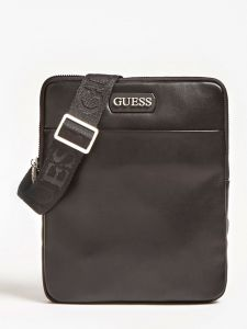 Guess černá crossbody pánská taška