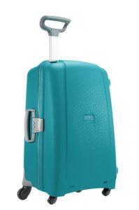 Samsonite Cestovní kufr Aeris Spinner 87,5 l – tyrkysová