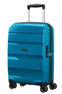 American Tourister Kabinový cestovní kufr Bon Air DLX 33 l – modrá