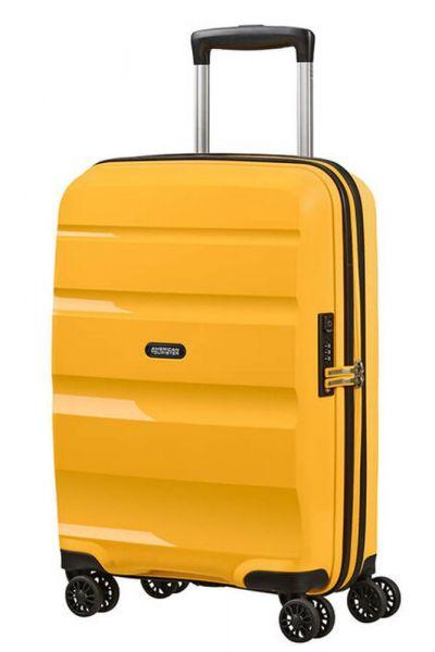 American Tourister Kabinový cestovní kufr Bon Air DLX 33 l – žlutá