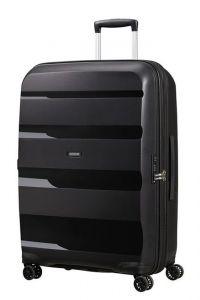 American Tourister Skořepinový cestovní kufr Bon Air DLX L EXP 104/117 l – černá