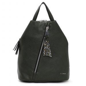 Elegantní dámský batoh Emily & Noah Nicol – zelená