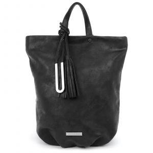 Elegantní dámský batoh Emily & Noah Frenia – černá