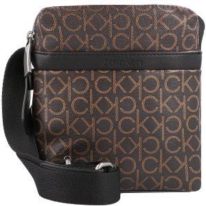 Calvin Klein hnědá pánská taška Reporter WP/CKT