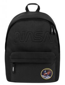BAAGL Městský batoh NASA černý 26 l