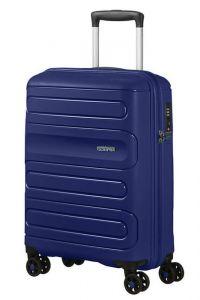 American Tourister Kabinový cestovní kufr Sunside 35 l – tmavě modrá