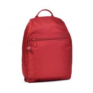 Hedgren Dámský batoh Vogue L RFID 8 l – červená
