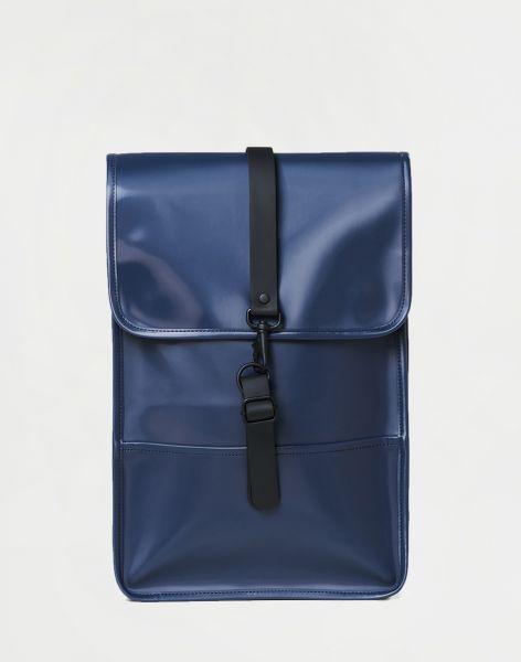 Rains Backpack Mini 07 Shiny Blue 8,5 l