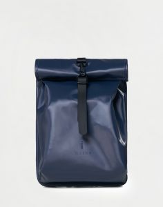 Rains Rolltop Mini 07 Shiny Blue 10 l