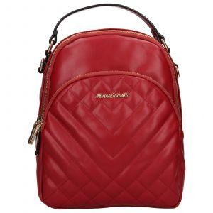 Dámský batoh Marina Galanti Berit – červená