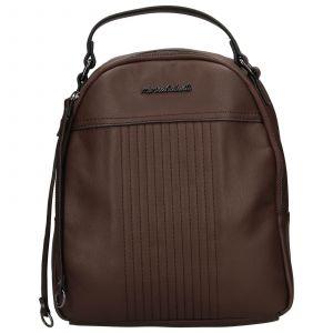 Dámský batoh Marina Galanti Fidelie – tmavě hnedá