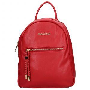 Dámský batoh Marina Galanti Bela – červená