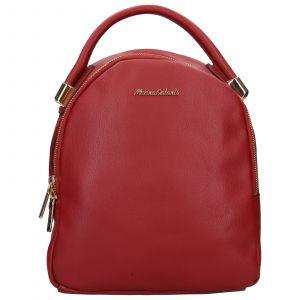 Dámský batoh Marina Galanti Ariela – červená