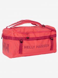 Classic Duffel Medium Cestovní taška Helly Hansen Červená 912137