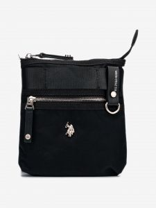 New Waganer Cross body bag U.S. Polo Assn Černá 921893