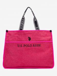 Halifax Taška U.S. Polo Assn Růžová 922361